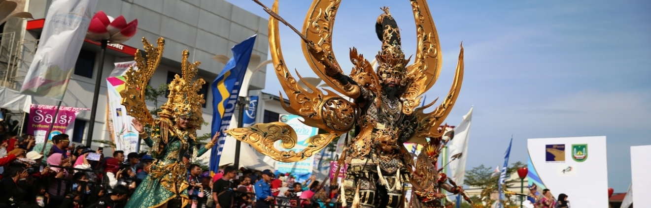 BP BATAM INTERNATIONAL CULTURE CARNIVAL